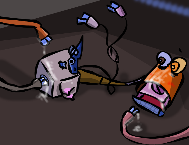 lampy the little toaster brave Ban the seven deadly sins