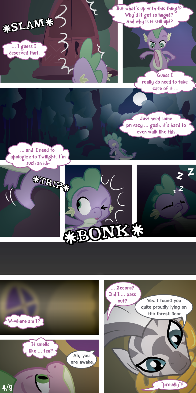 and rarity spike fanfiction mlp Magi and the kingdom of magic