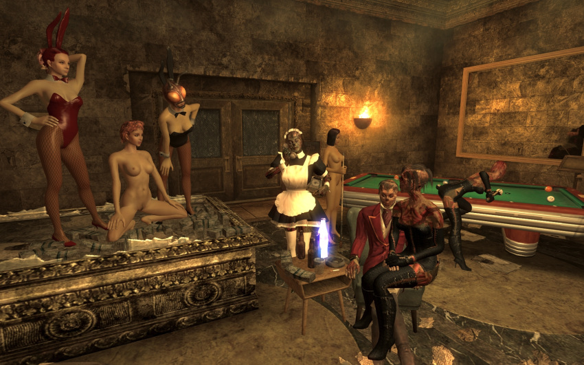fallout curie 4 Christie dead or alive 5
