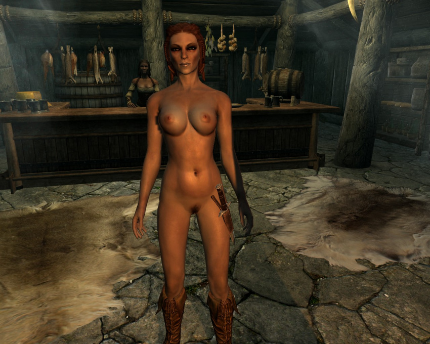 nude piper mod fallout 4 Trials in tainted space probes